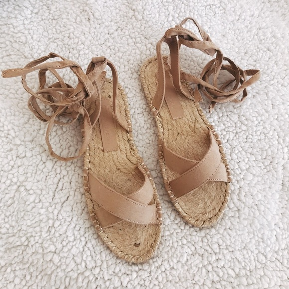 ASOS Shoes - ASOS DESIGN Jala espadrille flat sandals